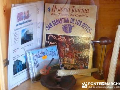 Majaelrayo - Pueblos arquitectura negra - Rondalla Ocejón; definicion senderismo
